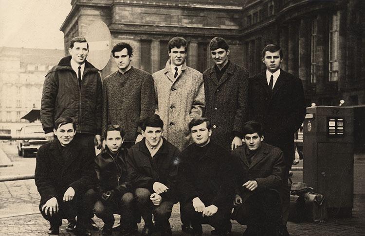 Nema Jugend 1968